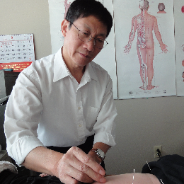 Little Rock Acupuncture Jiang